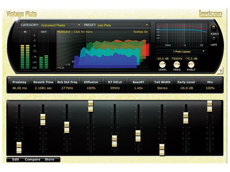 lexicon pcm native reverb plug in bundle review musicradar. Black Bedroom Furniture Sets. Home Design Ideas
