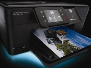 HP launching a new Photosmart range of printers this October, with iPhone-friendly wireless printing and 'TouchSmart' tech all part of the package
