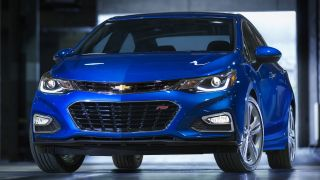 2016 Chevy Cruze review