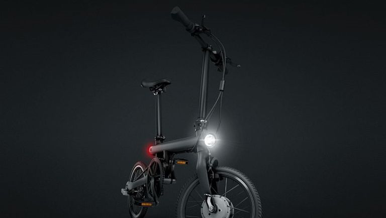 Take this foldable, electric bike for a ride for just over £300