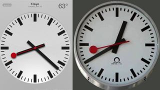 Swiss clock design cost Apple 13 million report claims