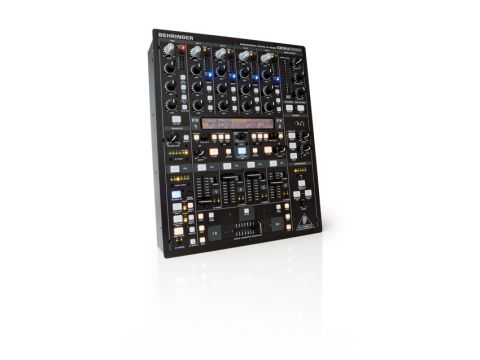 Behringer's DDM4000 DJ Mixer.