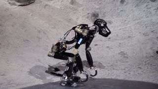 Robot chimps could one day explore the moon