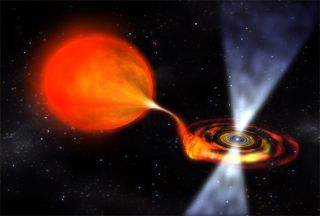 Star Shatters Spinning Speed Record