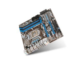 MSI's popular P55 motherboards