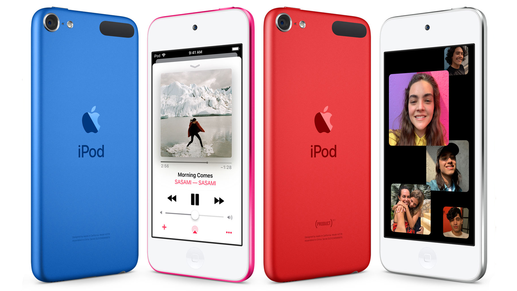 New iPod Touch has gaming at its heart, arriving in time for Apple