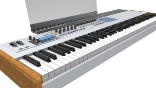 Would you like to see the KeyLab 88 at the heart of your studio?