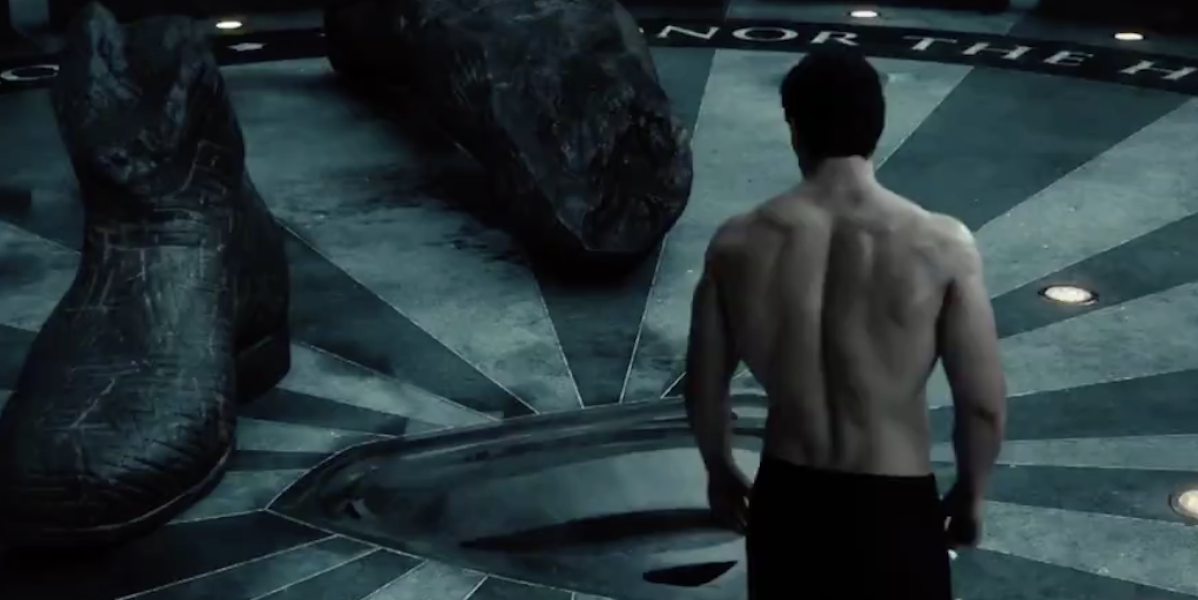 The First 'Justice League' Snyder Cut Teaser Is Here