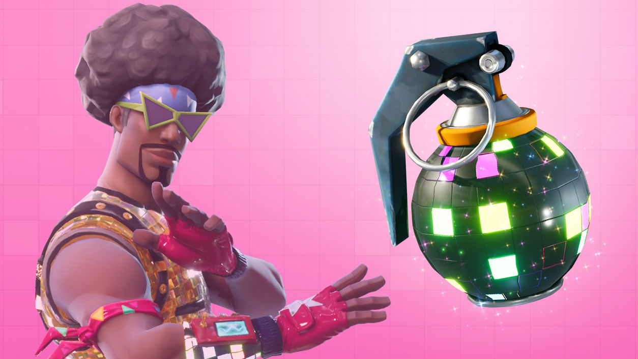 Fortnite removes Boogie Bomb to combat unlimited weapon carry glitch
