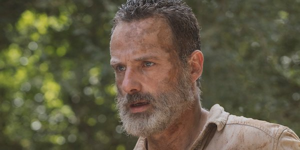 rick's final walking dead episode