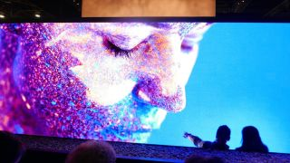 Sony Shows Direct-View LED Canvas at InfoComm