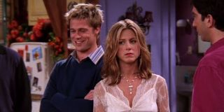 Brad Pitt on Friends