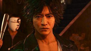 Lost Judgement lead Takayuki Yagami