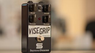The Seymour Duncan Vise Grip Compressor