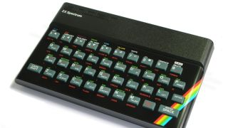 The first ZX Spectrum 48K - a rubber-keyed magic box of joy