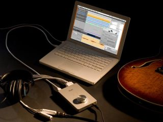 Your guitar and computer can become easy bedfellows.