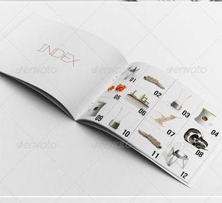 Best brochure templates A5