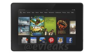 Re-Kindling the Fire: Leaked press shot suggests new Amazon tablet is close