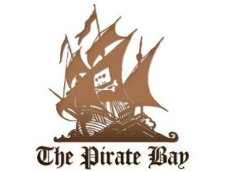 Pirate Bay ship on the rocks