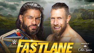 WWE Fastlane 2021 live stream