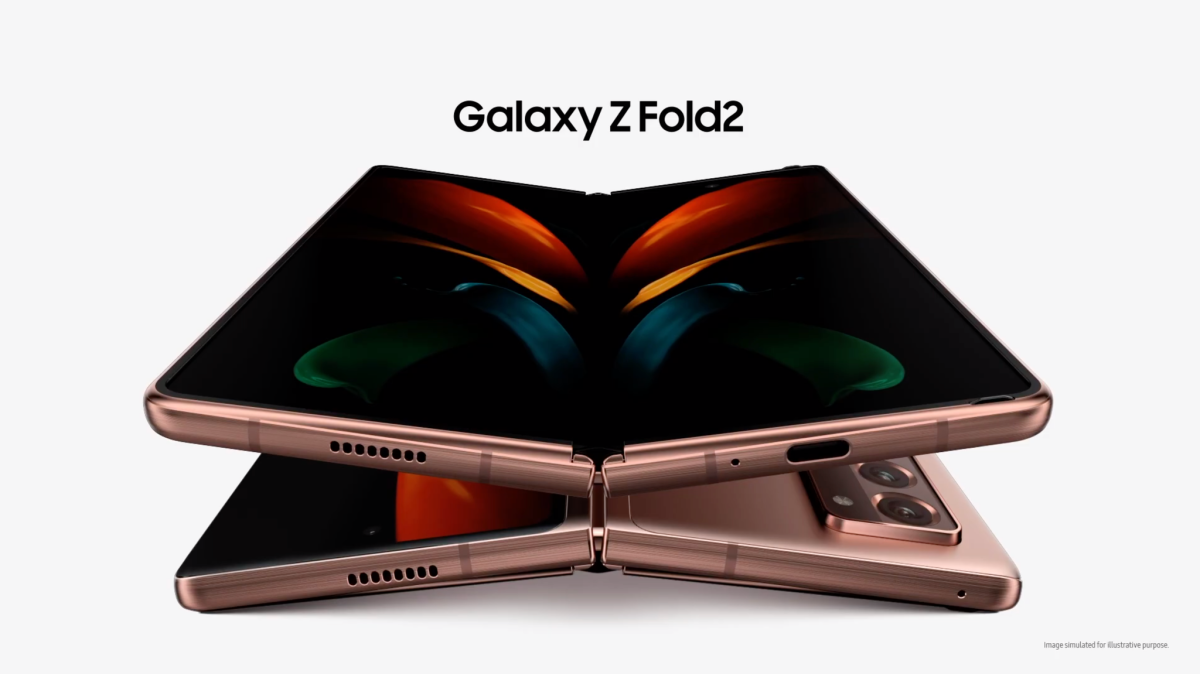 Samsung Galaxy Z Fold 2 unveiled: Price, release date, specs and biggest upgrades - Tom's Guide UK