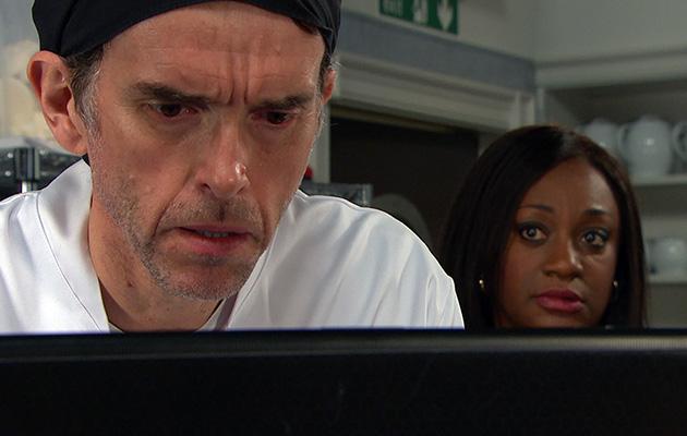 Marlon makes an error with Jessie