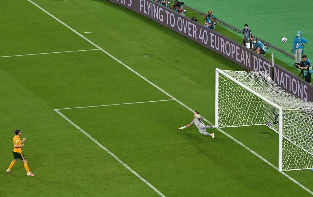 Gareth Bale Wales vs Turkey Euro 2020 liveblog penalty