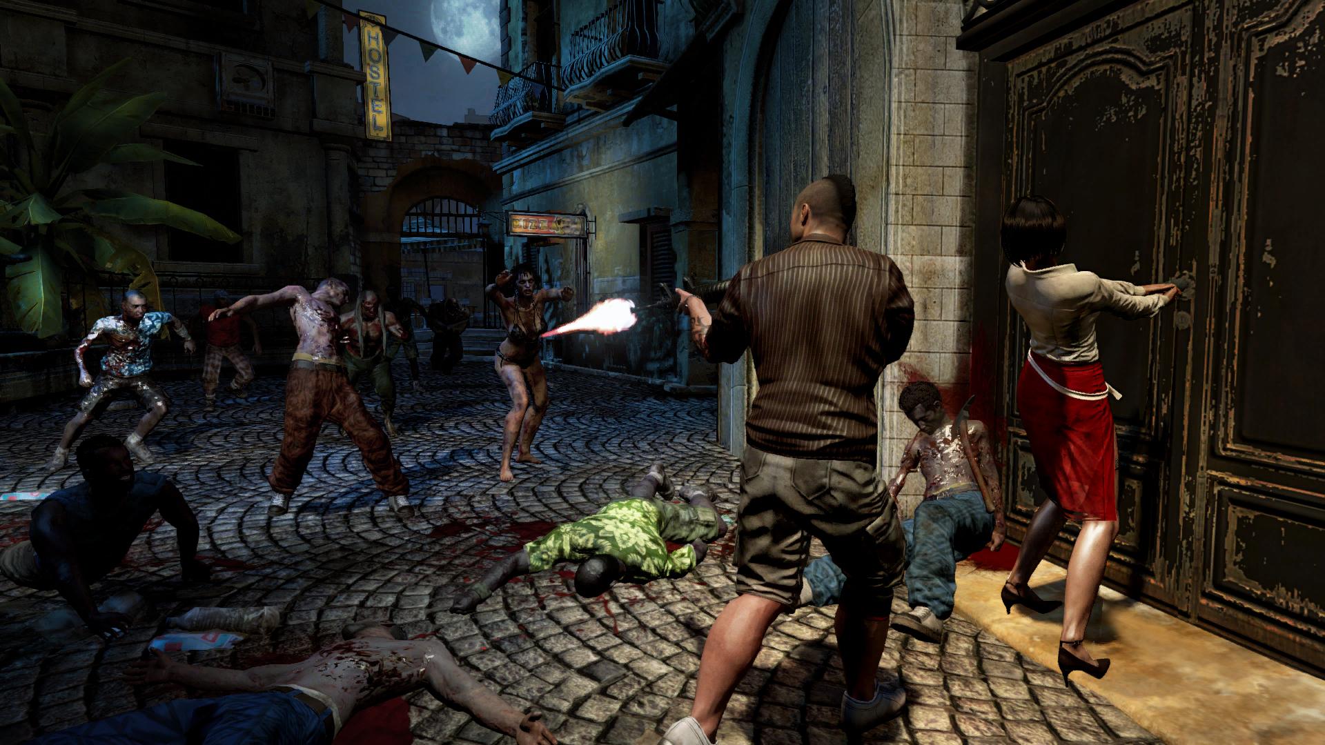 Dead Island Riptide Screenshots Drown Palanai In Blood #24749