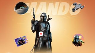 The Mandalorian Fortnite