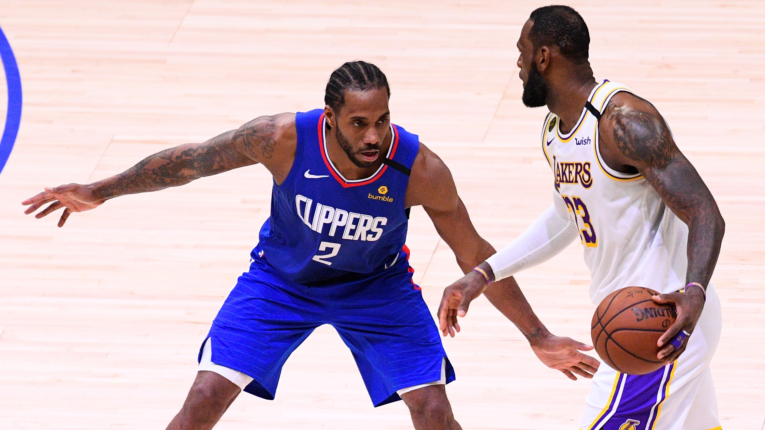 Clippers vs Lakers live stream: how to watch the NBA game online from anywhere thumbnail
