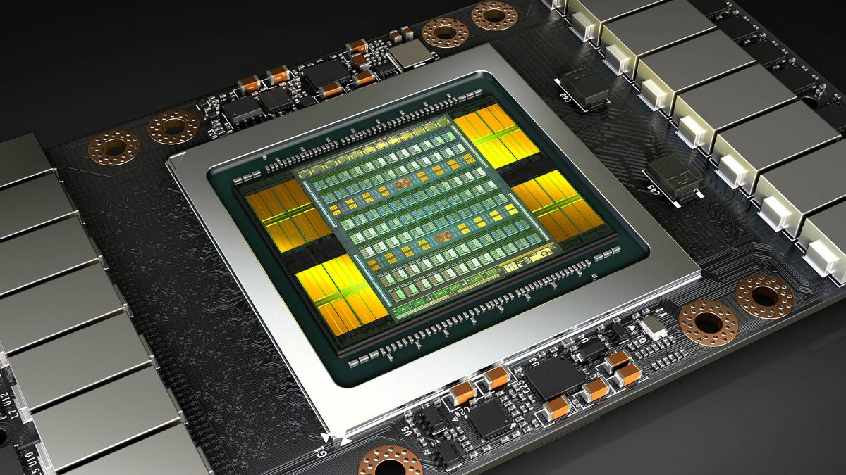 Nvidia's next-gen server GPU has appeared online