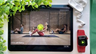 I used Apple Fitness Plus for a month — and it finally won me over