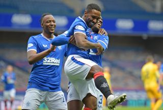 Rangers v Livingston – Scottish Premiership – Ibrox Stadium
