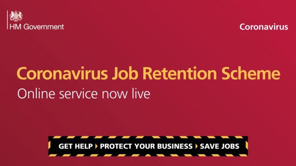HMRC has gone live with the Job Retention Scheme