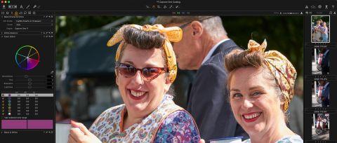 Capture One Express Fujifilm review