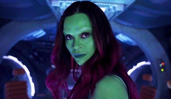 Gamora Guardians of the Galaxy Marvel