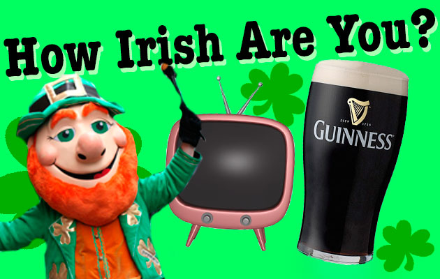 How Irish Are You?