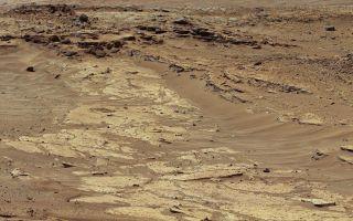 Sandstone Layers Near the Kimberley Curiosity View 1920