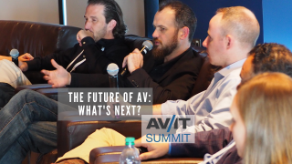 What's Next: The Future of AV at the Aug 2019 AV/IT Summit