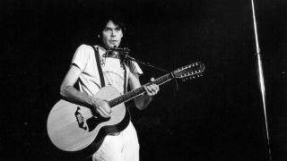 Neil Young live 1970