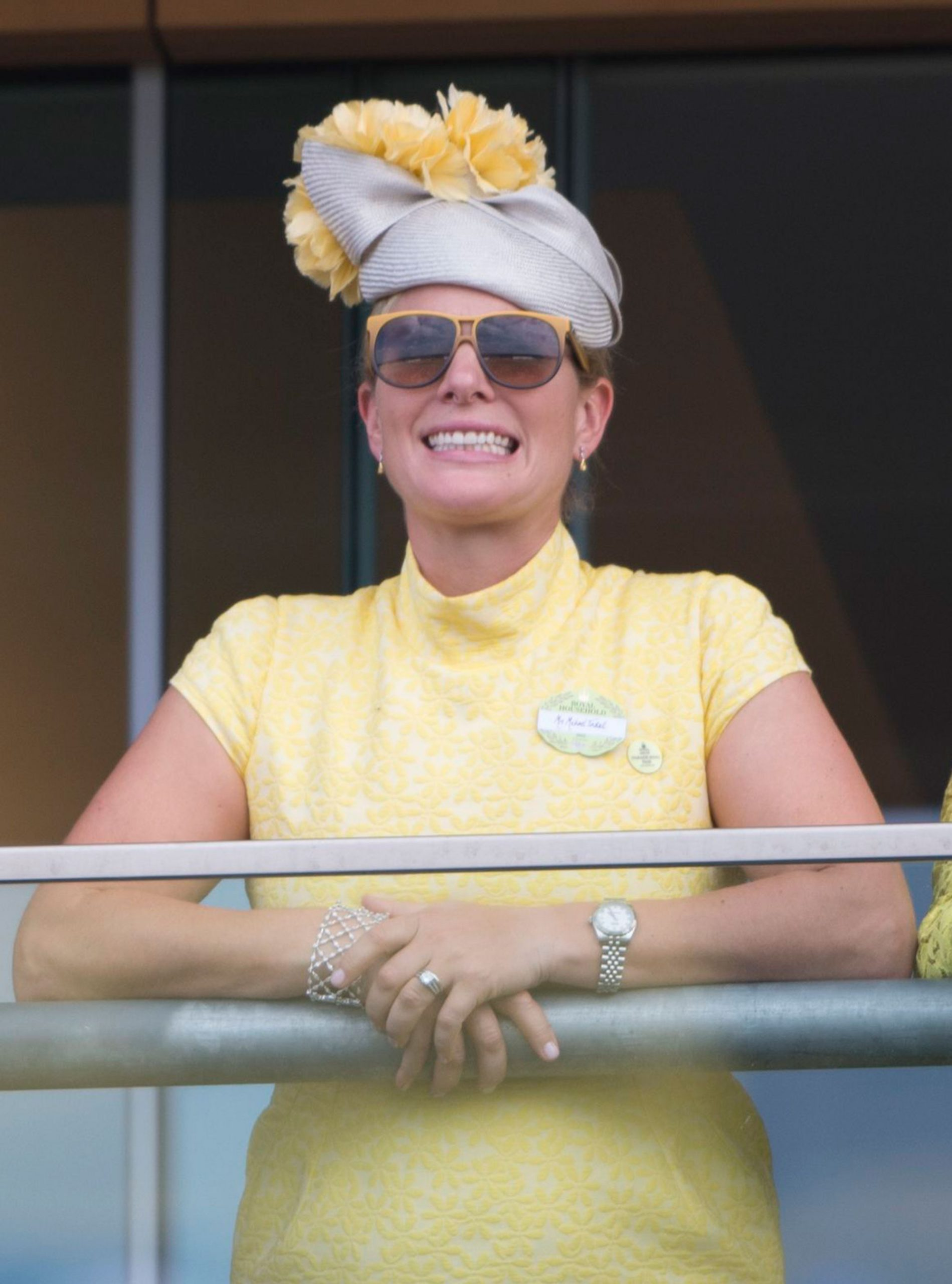 Zara Phillips photo