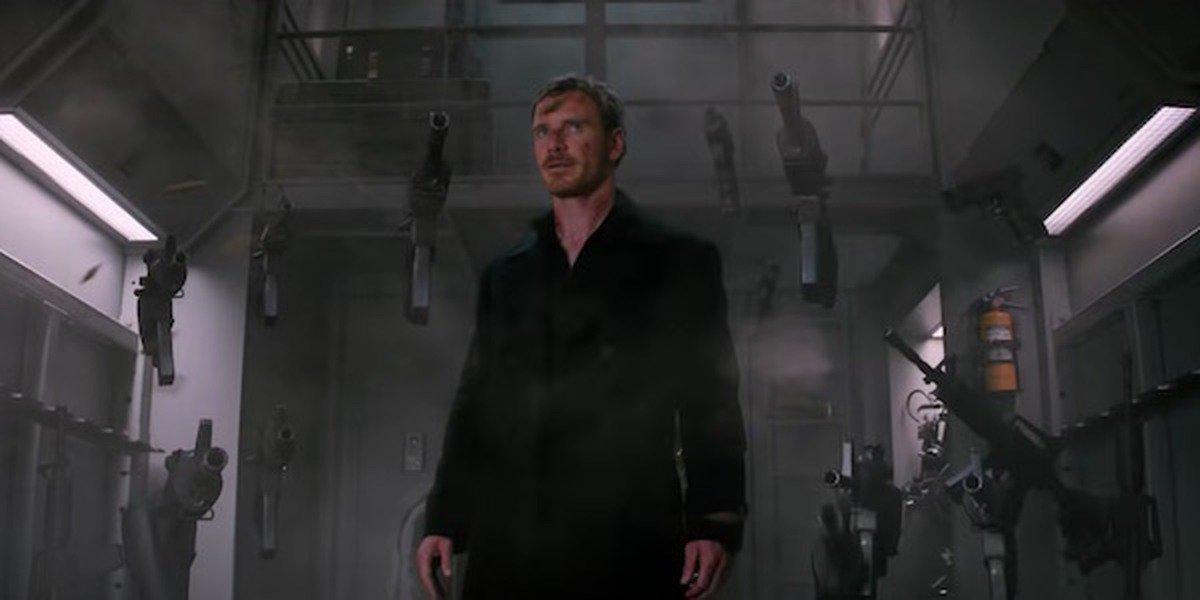 Michael Fassbender as Magneto in X-Men: Dark Phoenix