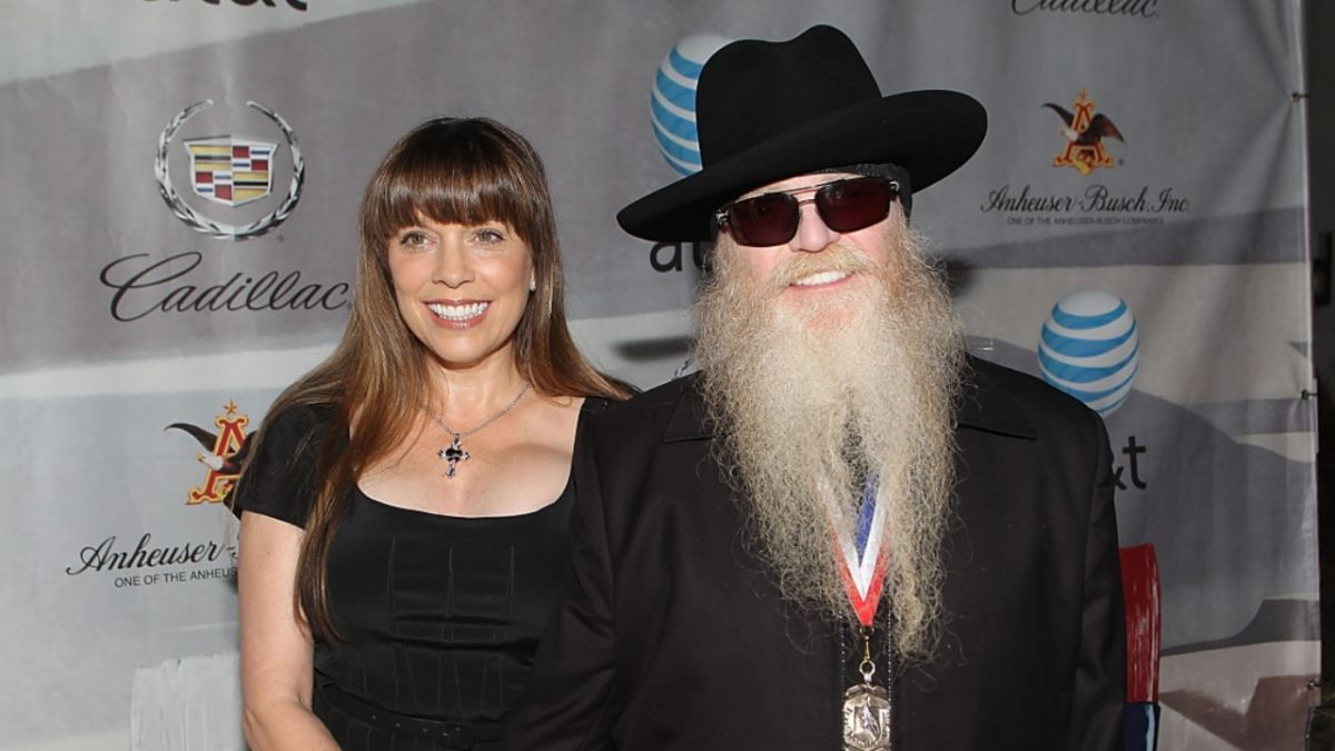 """Dusty Hill's widow Charleen McCrory thanks fans for """"overwhelming outpouring of love"""" in a heartfelt tribute"""