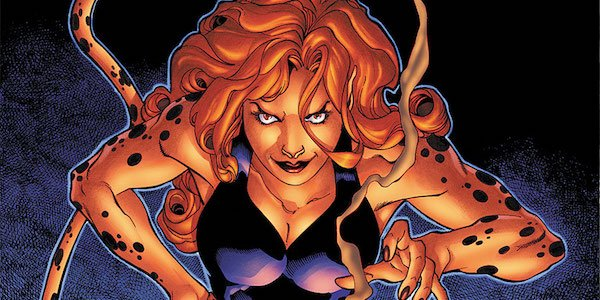 Cheetah DC Comics