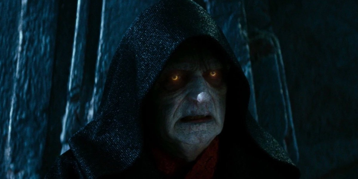 Star Wars The Rise Of Skywalker Concept Art Gives Palpatine A More Robotic Appearance Cinemablend