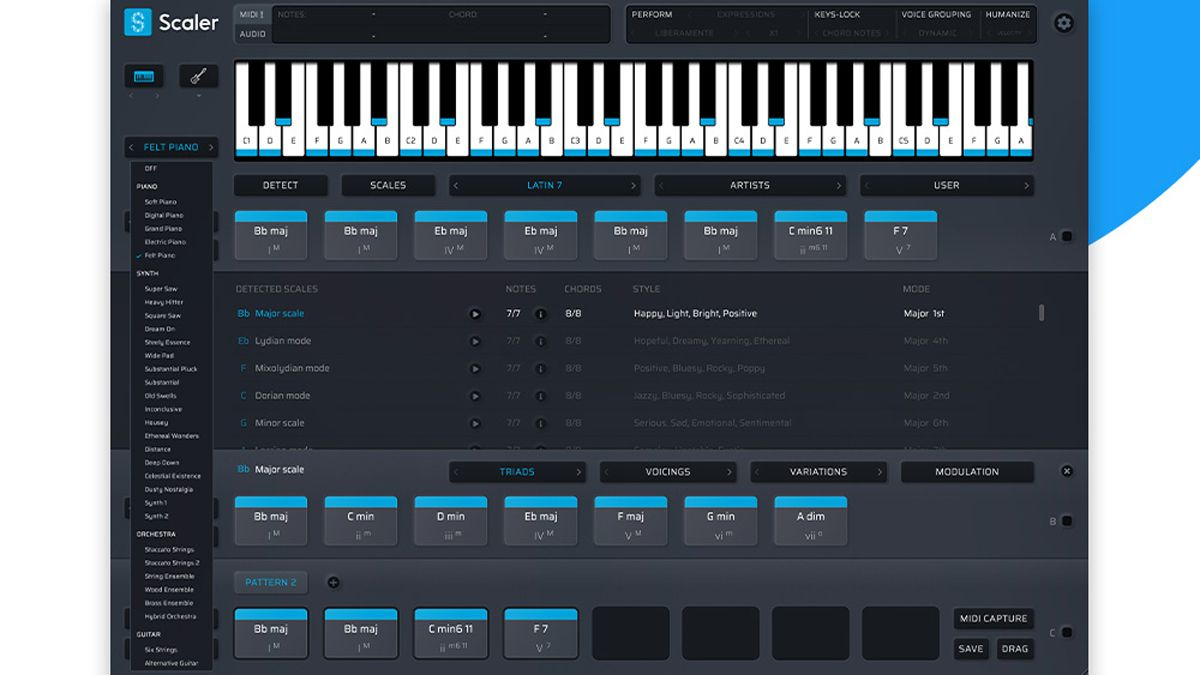 "Scaler 2 is a ""music theory workstation"" plugin that could help you to write better songs"