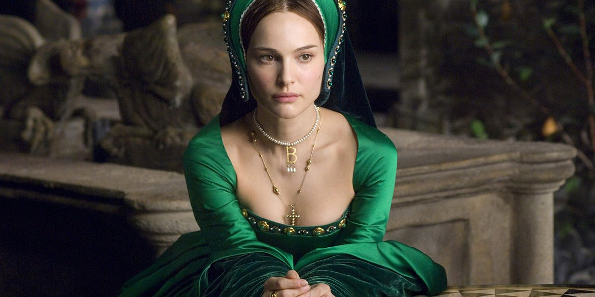 Natalie Portman in The Other Boleyn Girl.