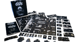 An image of the Cryptic Explorers board game package