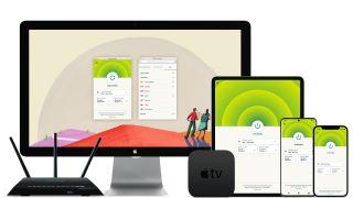 Best VPN provider ExpressVPN on a range of devices