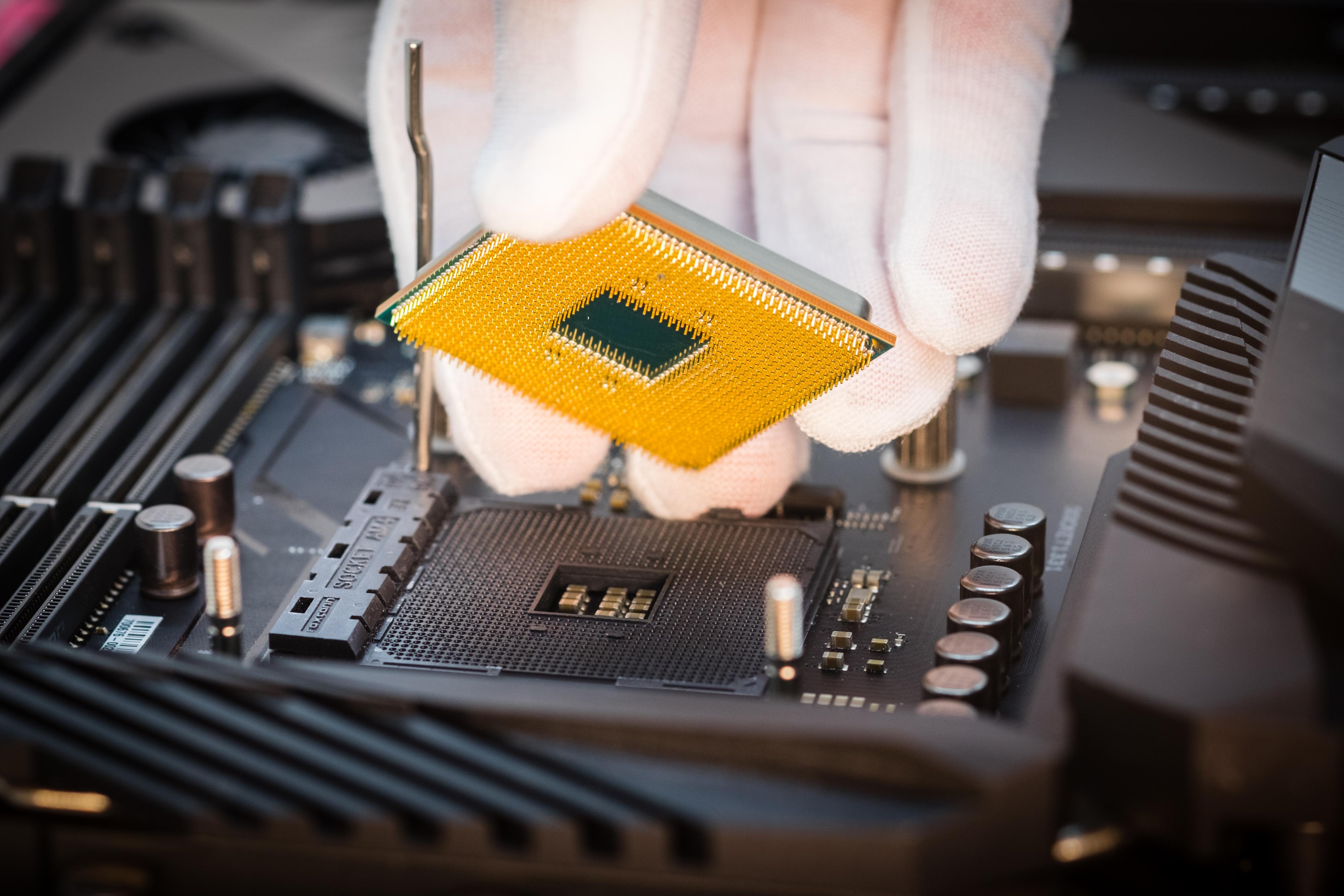 Появились подробности о AMD Raphael AM5